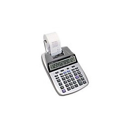 Canon Druckender Tischrechner Grau