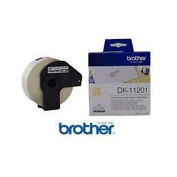 Brother P-touch DK-11201 Adress-Etiketten (standard) 400Stk./Rolle 29x90mm