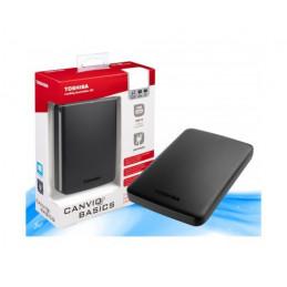 "Toshiba Canvio BASICS 3.0 2.5"" 500GB"
