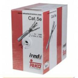 CABLE UTP CAT 5E TEKA 305 meter
