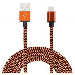 CABLE ENHANCED USB-Ladegerät iPhone 5S 5C 6 AIR IPAD IPOD 8 PIN METAL