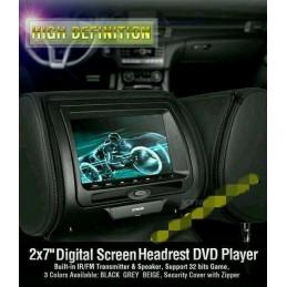 Kopfstützen Headrest DVD player