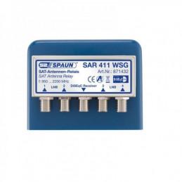 Spaun DiSEqC Schalter 4/1 SAR 411 WSG