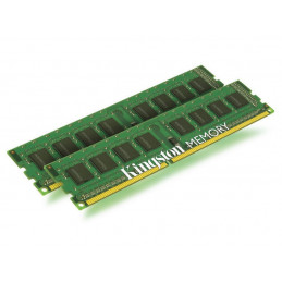 Kingston ValueRAM DDR3 Memory 8GB 2-Kit 1600MHz