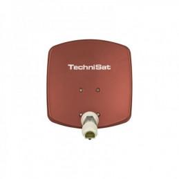 Technisat DigiDish 33 / Universal single LNB / rot / rouge