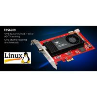 DVB-T2/T/C TV Tuner PCIe