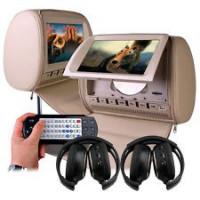 Kopfstützen  DVD player